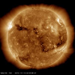 The Sun Dec 15, 2010