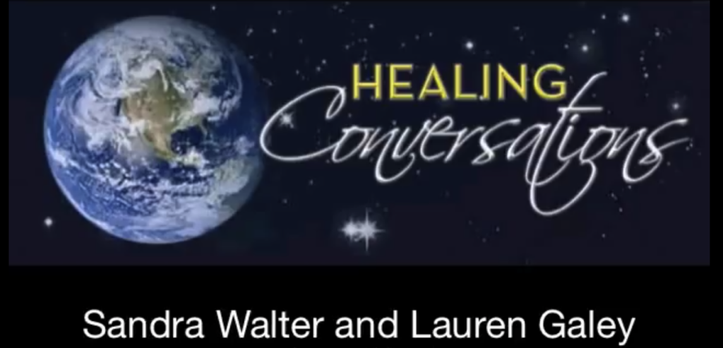 Ssndra Walter healing conversations