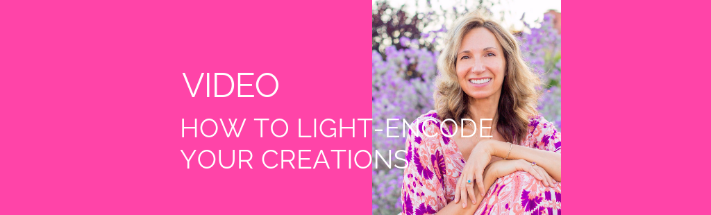 Video: How to Light Encode Your Creations