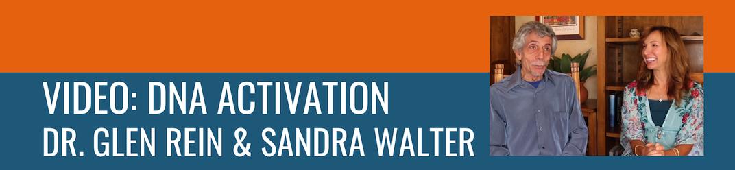 DNA Discussion: Dr. Glen Rein & Sandra Walter