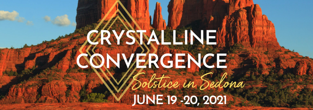 Crystalline Convergence: June Solstice Event in Sedona
